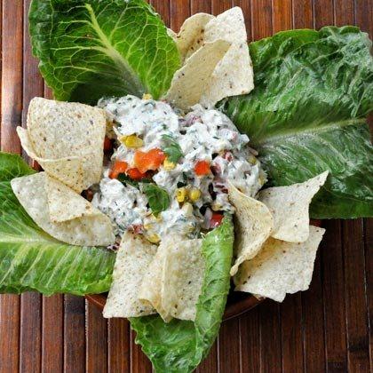 Mexican Rotisserie Chicken Salad