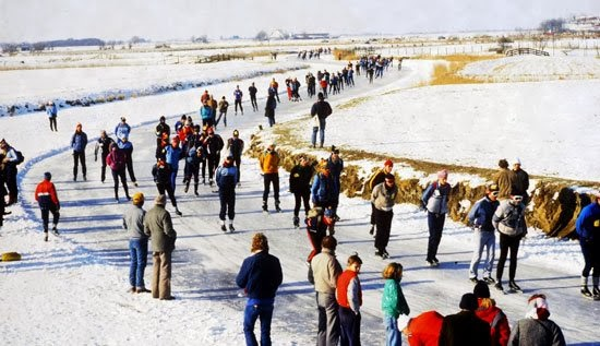 Escapade Néerlandaise Elfstedentocht Le Tour Des Onze