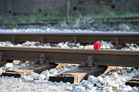 मिनी बसला रेल्वेची धडक; भीषण अपघातात १९  जण जागीच ठार