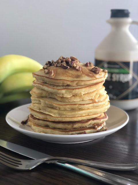 Sweet Cream Pancakes (Copycat Black Bear)