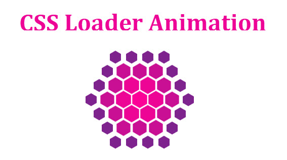 Animated Page Loader Using CSS