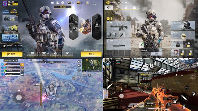 Kira-kira Berapa Total Size Game Call of Duty: Mobile Dan Spesifikasi HP Minimum