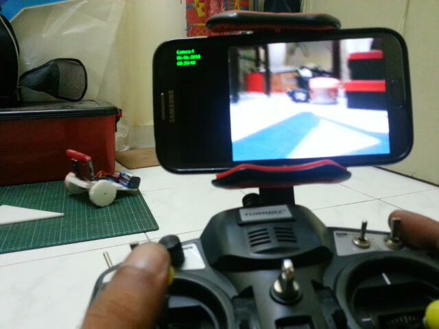 Kaysee RC World: FPV RC Rover Using Smartphones