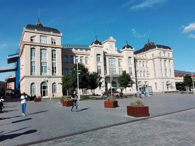 Estacion de Lleida-Pirineus