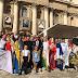 Gli artisti del Festival del Circo di Latina in udienza da Papa Francesco
