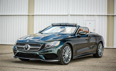 2017 Mercedes Benz S550 Cabriolet Review