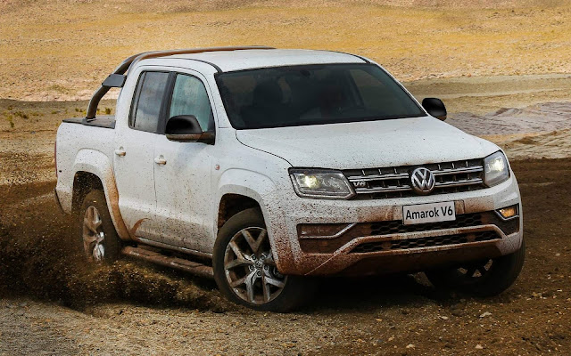 VW Amarok 2018 VW - financiamento taxa zero