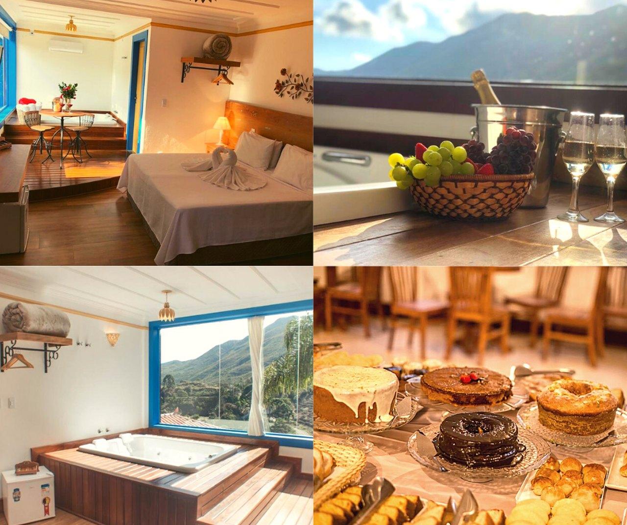 Hotel Recanto da Serra em Ouro Preto – Hospedagem de clima romântico perto de Belo Horizonte