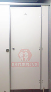 Cubicle Toilet di Graha Family Surabaya Part 2