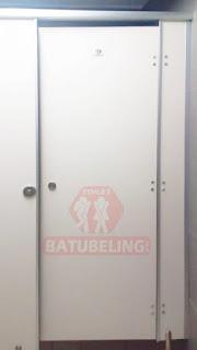 Cubicle Toilet di Graha Family Surabaya Part 2