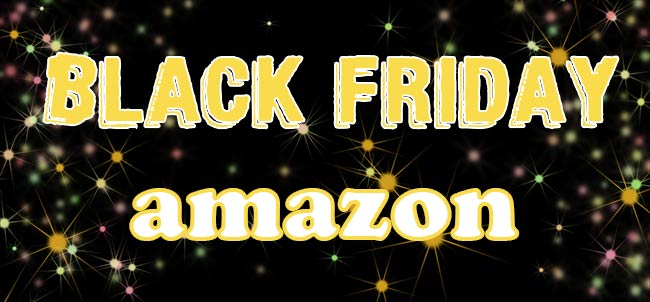 black friday meilleures promos amazon