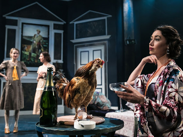 The Country Wife, Southwark Playhouse | Review