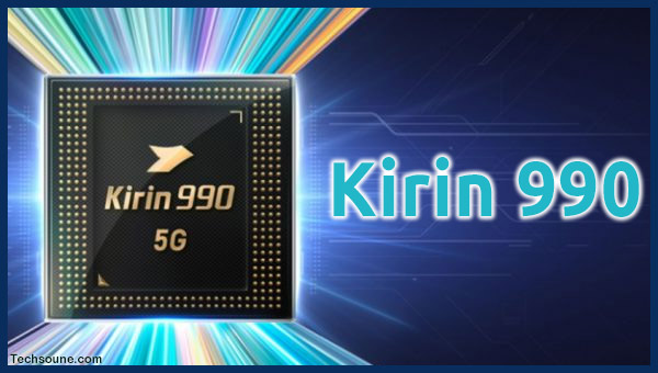 معالج Kirin 990 رسميا لهواتف Mate 30 مع دعم اتصال 5G