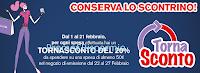 Logo Arriva il TornaSconto da LillaPois