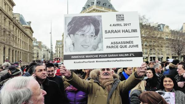 Plusieurs «rassemblements de la colère» pour réclamer «justice pour Sarah Halimi»