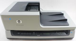 HP Scanjet N8420 Télécharger Pilote Driver Imprimante Gratuit