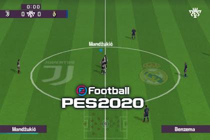 E-Football PES 2020 [PSP]