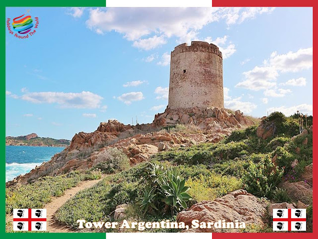 What will see in Sardinia?