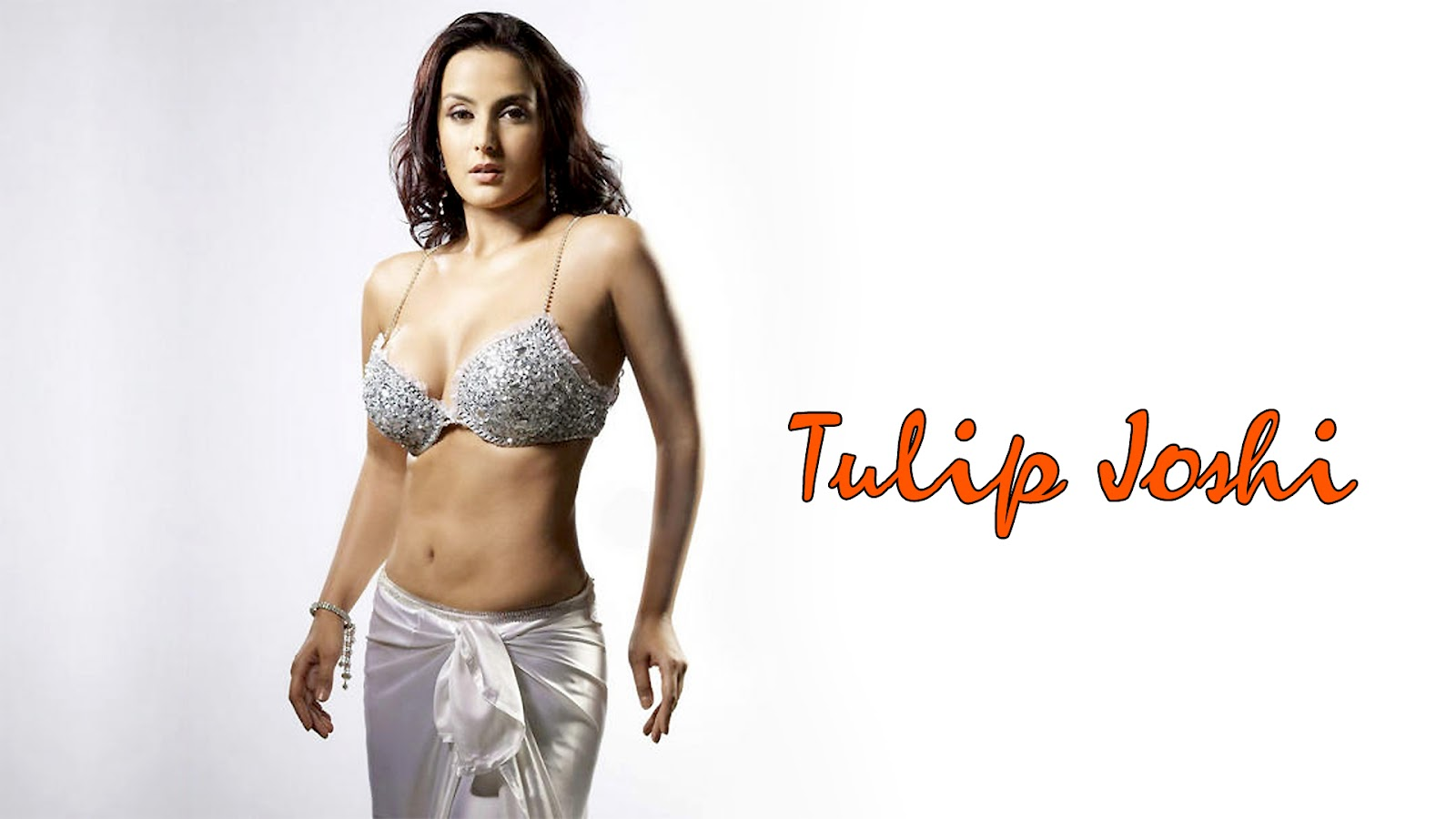 Tulip Joshi's Rare Bikini Photoshoots Collection by 3r Productionz