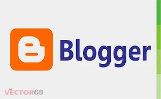 Logo Blogger - Download Vector File CDR (CorelDraw)