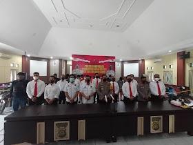 Polres Muaro Jambi Ungkap 15 Kasus Operasi Jaran 2021