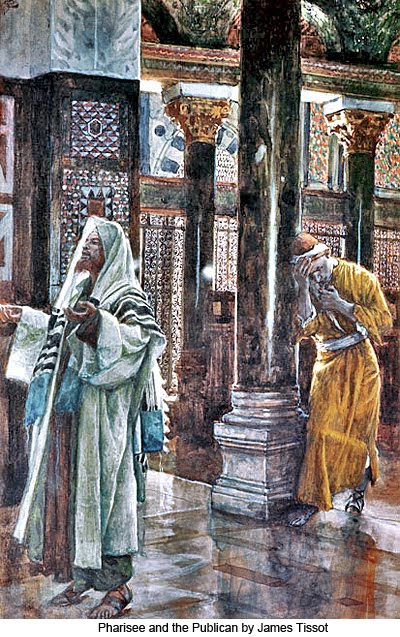 Image Result For Publican And Pharisee
