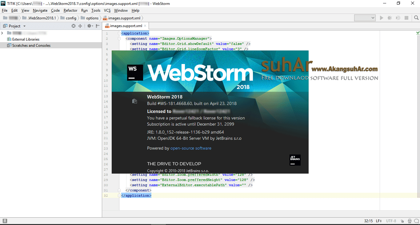 Gratis Download Jetbrains Webstorm 2018 Full Version Terbaru, Jetbrains Webstorm Full Activation Code, JetBrains WebStorm 2018 Registration Code