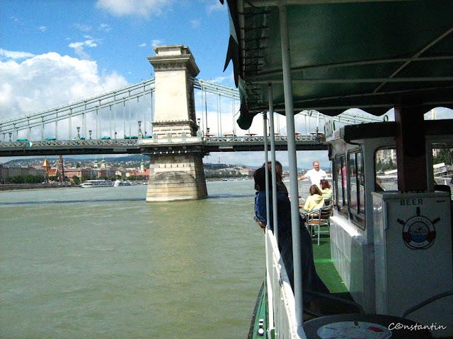 Un picior al Podului cu lanţuri - blog Foto-Ideea