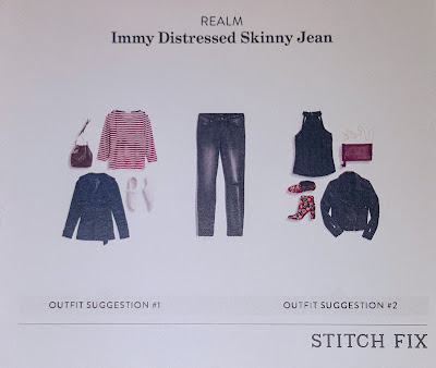 Review: Stitch Fix Unboxing #17