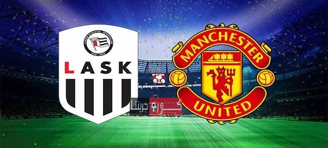 مشاهدة مباراة مانشستر يونايتد ولاسك لينز بث مباشر اليوم 5-8-2020