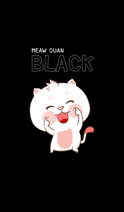 Meaw Ouan (Black)