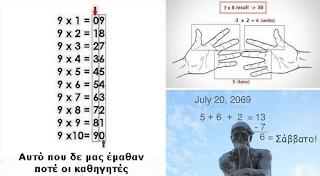 12 Απίστευτα χρήσιμα μαθηματικά κόλπα που δεν μας έμαθαν ΠΟΤΕ στο σχολείο. Το 6ο θα σας φανεί μαγικό!