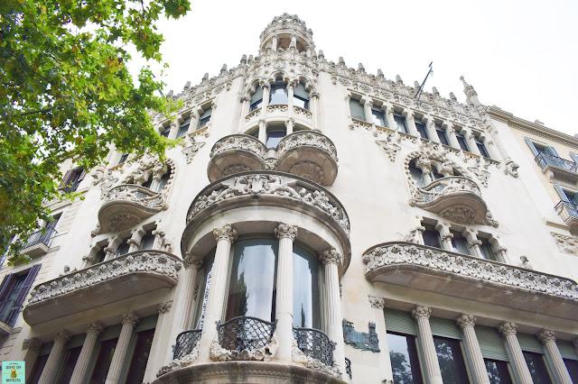 Casa Lleó i Morera, Barcelona