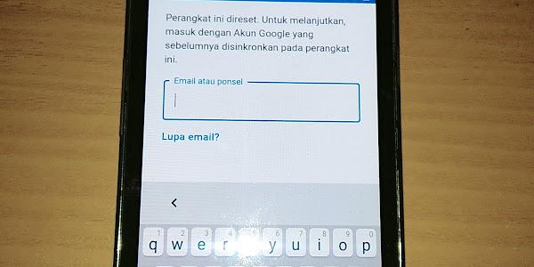 Cara ByPass FRP Samsung J1 ACE SM-J111F Via ODIN