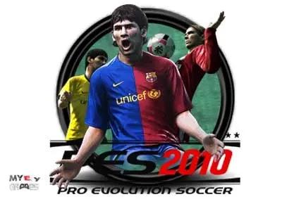 تحميل لعبة بيس PES 2010 كاملة للكمبيوتر من ميديا فاير برابط مباشر