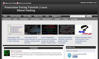 Situs Belajar Hacking hacker Gratis - Break The Security