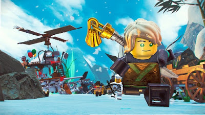 Download LEGO Ninjago Movie Video Game Torrent PC