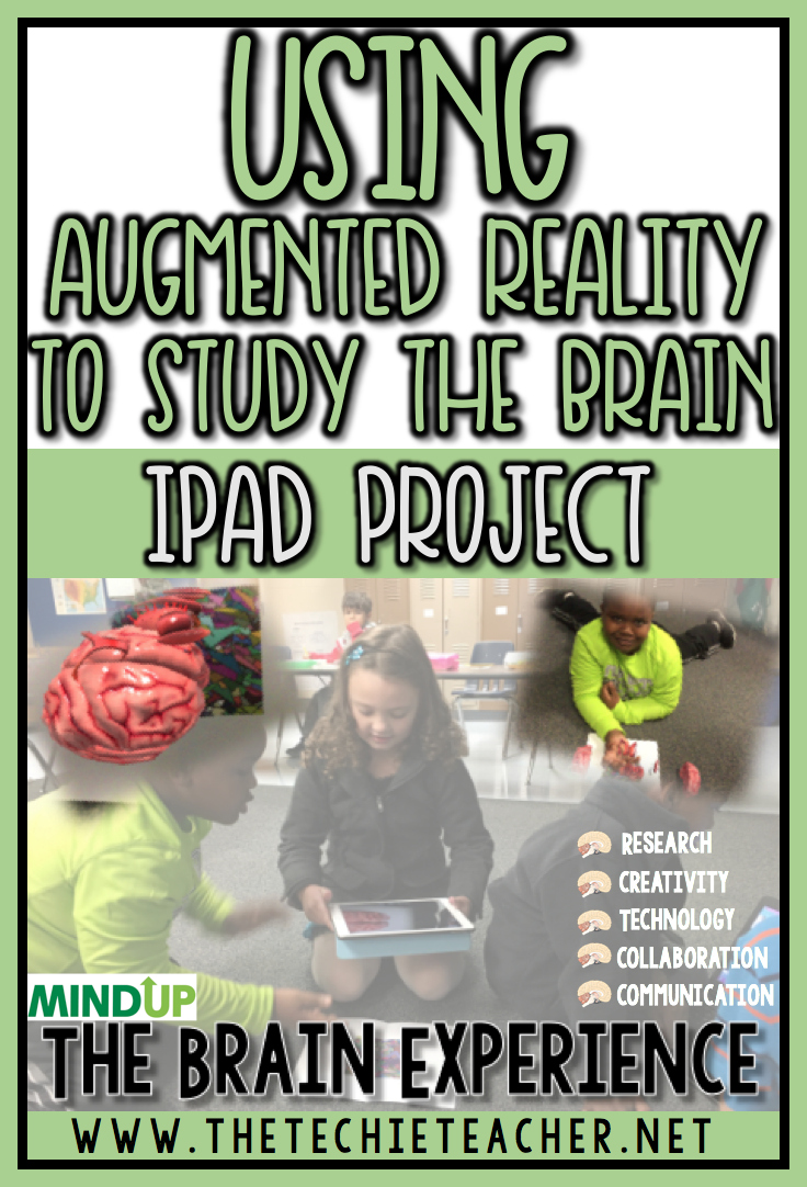 This digital MindUp project incorporates Augmented Reality using the iPad app, Augmenter which is now known as Edulus, has students researching and creatively reporting about the different functions of the human brain.