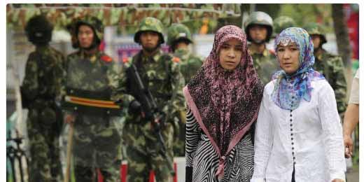 Setelah Larang Nama Islami, Cina Larang Postingan Ayat Al-Qur'an di Medsos