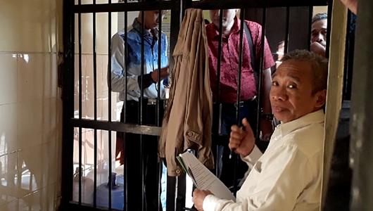 Palsukan Ijazah Demi Nyalon Rektor, Pelawak Qomar Ditangkap Polisi