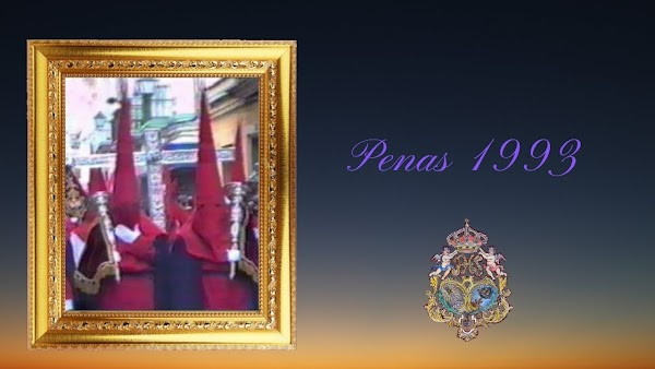 Vídeo de la Cofradía de las Penas de Cádiz en su salida procesional en el año de 1993