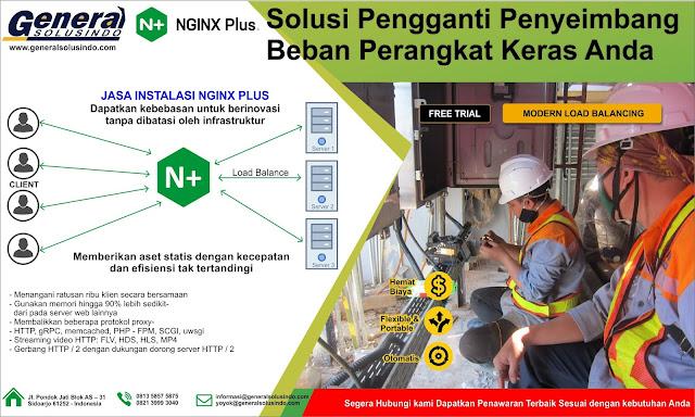 NGINX Murah dan Original di Jakarta