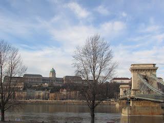 Castillo de Buda y Puente de las Cadenas