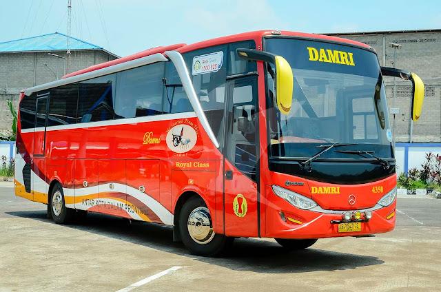 Cara Pesan Bus Damri Dengan Mudah Secara Online