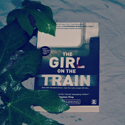 The Girl on the Train, Novel Thriller Pertama Paula hawkins