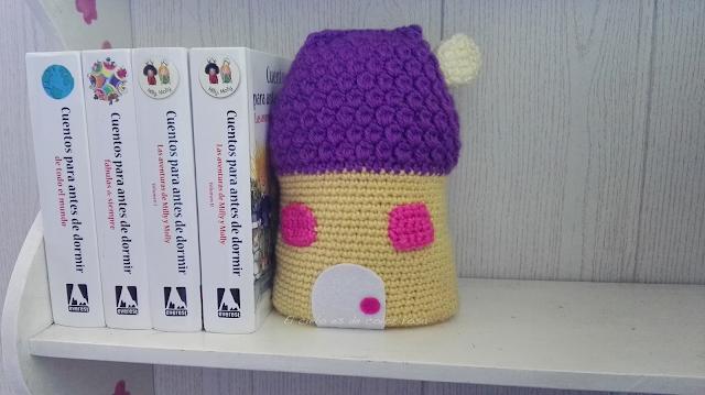 casa a ganchillo crochet