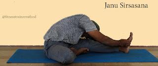Yoga trainer for celebrity