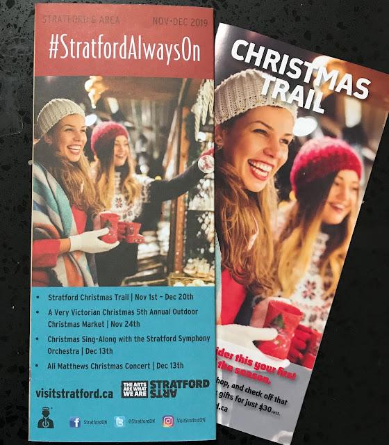 stratford ontario holiday season