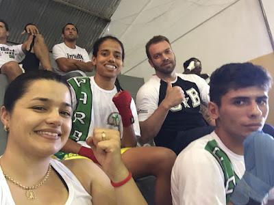 Registrense é campeã Brasileira de Muaythai