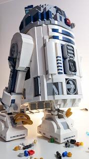 Frank's Lego R2D2